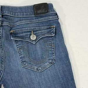 True Religion Joey Flare Jeans Size 29.5